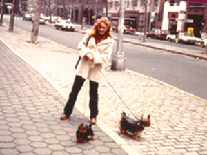 Diane-and-Dog-in-New-York